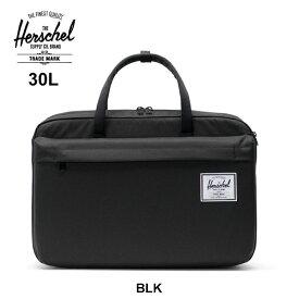 【5%還元店!】ハーシェル ビジネスバッグ [ 30L ] Herschel [ BOWEN ](10582)BLK カバン [0615]