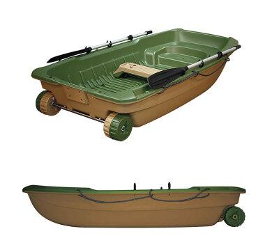 【西濃運輸営業所止め】《3人乗りボート》SPORTYAK245(Green)BOAT【キャンセル・代引き不可】レジャーボートバス釣りボートドーリー2馬力免許不要BICSPORT