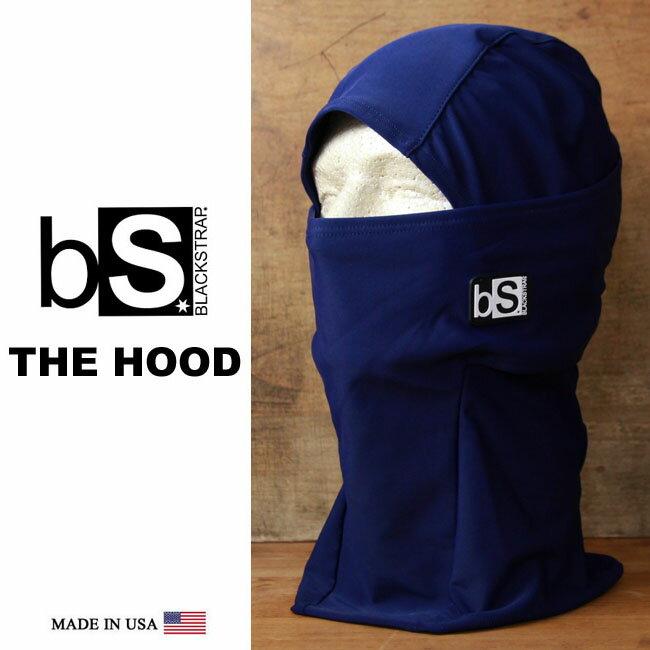 フェイスマスク スノーボード 防寒 バラクラバ Blackstrap / ブラックストラップ THE HOOD [BS4] [NAVY] 【MADE IN USA】[メール便対応] snowboard ski スノボ スキー ネックウォーマー balaclava facemask 登録