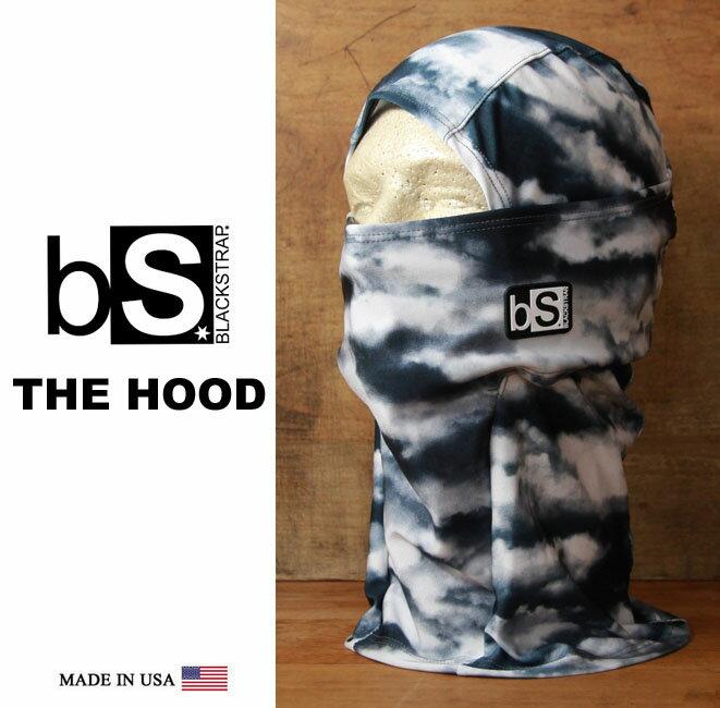 フェイスマスク スノーボード 防寒 バラクラバ Blackstrap / ブラックストラップ THE HOOD [BS12] [OVERCAST] 【MADE IN USA】[メール便対応] snowboard ski スノボ スキー ネックウォーマー balaclava facemask 登録