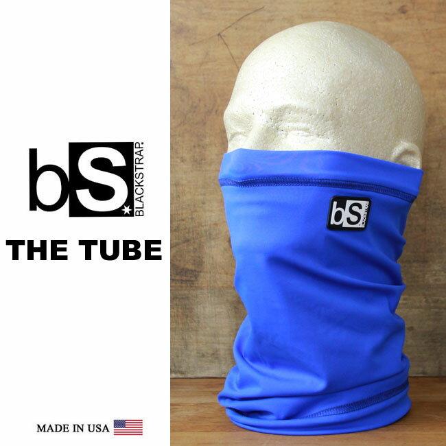 【全品ポイント5倍-15倍&SALE】フェイスマスク スノーボード 防寒 [メール便対応] THE TUBE [BS27] [ROYAL] Blackstrap ブラックストラップ 【MADE IN USA】facemask 日焼け止め
