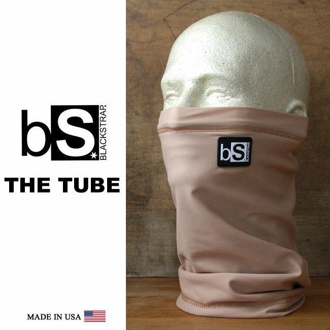 【全品ポイント5倍-15倍&SALE】フェイスマスク スノーボード 防寒 [メール便対応] THE TUBE [BS28] [TAN] Blackstrap ブラックストラップ 【MADE IN USA】facemask 日焼け止め