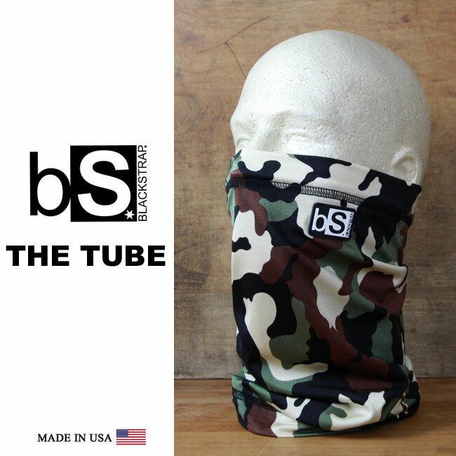 【全品ポイント5倍-15倍&SALE】フェイスマスク スノーボード 防寒 [メール便対応] THE TUBE [BS29] [ARMY ISSUE]Blackstrap ブラックストラップ 【MADE IN USA】facemask 日焼け止め
