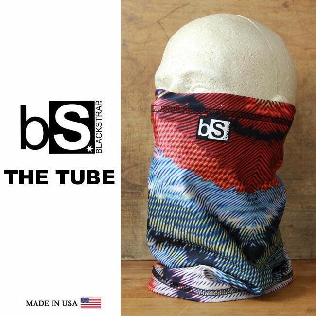 【全品ポイント5倍-15倍&SALE】フェイスマスク スノーボード 防寒 [メール便対応] THE TUBE [BS30] [FEATHERS] Blackstrap ブラックストラップ 【MADE IN USA】facemask 日焼け止め