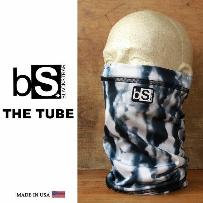 フェイスマスク スノーボード 防寒 [30%OFF][メール便対応] THE TUBE [BS31]ネックチューブ [ROVERCAST]Blackstrap ブラックストラップ 【MADE IN USA】facemask 日焼け止め【17SP】修正 3tz