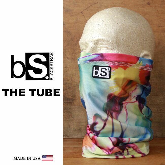 【全品ポイント5倍-15倍&SALE】フェイスマスク スノーボード 防寒 [メール便対応] THE TUBE [BS32] [PAINTED] Blackstrap ブラックストラップ 【MADE IN USA】facemask 日焼け止め