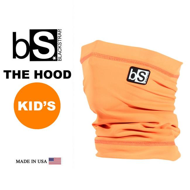 フェイスマスク スノーボード 防寒 uv [メール便対応]《キッズ》THE KIDS TUBE [BS65] [BRIGHT ORANGE] Blackstrap ブラックストラップ 【MADE IN USA】ジュニア キッズ 子供用 facemask 日焼け止め【SPS】