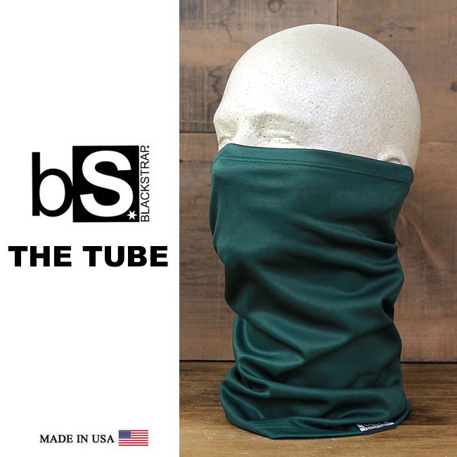 フェイスマスク スノーボード 防寒 uv [メール便対応] THE DAILY TUBE [BS50] [FOREST] Blackstrap ブラックストラップ 【MADE IN USA】facemask 日焼け止め【SPS】