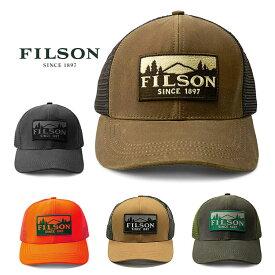 【7/19〜 最大P39倍&500円クーポンあり】フィルソン メッシュキャップ Filson [#30237/#13331] LOGGER MESH CAP 帽子 キャップ