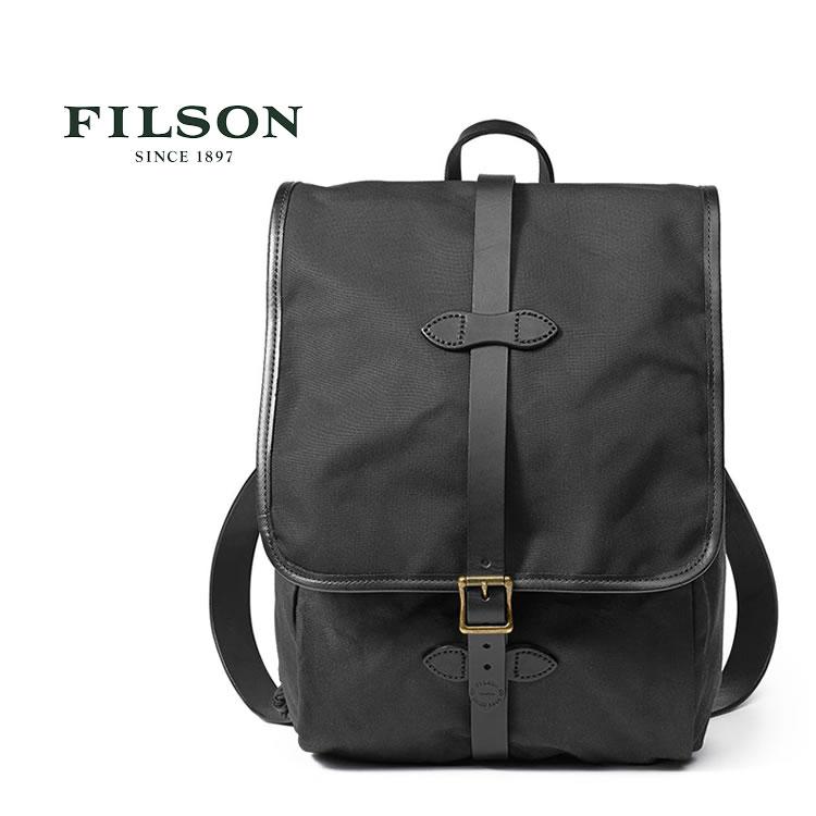 フィルソン バックパック Filson [#70017] TIN CLOTH BACKPACK カバン リュック 米国製 made in USA