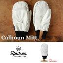 [おすすめ!]HUDSEN グローブ ハドソン CALHOUN MITT【HC-30M】WHT ホワイト(数量限定/Japan Limited) 【ミトンタイ…