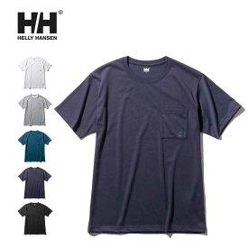 ヘリーハンセン Tシャツ Helly Hansen [ HOE62007 ] S/S LOGO POCKET T ショートスリーブロゴポケットティー メンズ レディース ユニセックス [メール便]