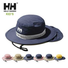 ヘリーハンセン キッズ ハット Helly Hansen [ HOCJ92015 ] K TRI FIELDER HAT トライフィールダーハット 帽子 子供 [0325]