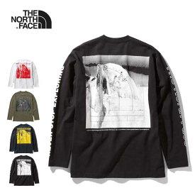 ノースフェイス ロンT THE NORTH FACE [ NT32042 ] L/S SLV GRP TEE ロングスリーブスリーブグラフィックティー 長袖Tシャツ