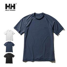 ヘリーハンセン ラッシュガード Helly Hansen [ HE82027 ] S/S RASHGUARD 半袖 [メール便]