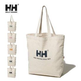 ヘリーハンセン ロゴトート L Helly Hansen [ HY92050 ] LOGO TOTE L キャンバス トートバッグ[0801]