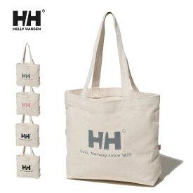 ヘリーハンセン ロゴトート M Helly Hansen [ HY92051 ] LOGO TOTE M キャンバス トートバッグ [0801]