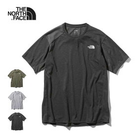 ノースフェイス Tシャツ THE NORTH FACE [ NT61981 ] S/S Reaxion Logo Crew 半袖 メンズ [210330][メール便]【Y】