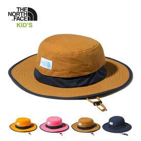 ノースフェイス キッズ ホライズンハット THE NORTH FACE [ NNJ02006 ] K HORIZON HAT 帽子 子供 ジュニア [メール便][0315]