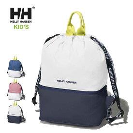 ヘリーハンセン キッズ ビーチバッグ [ HYJ92104 ] K BEACH BAG ナップサック プールバッグ キャンプ [210416]