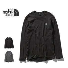 ノースフェイス THE NORTHFACE ノースフェース [NU65152] L/S HOT Crew ロングスリーブホットクルー(メンズ)northface 長袖Tシャツ ロンT インナー アンダーウエア 日本製