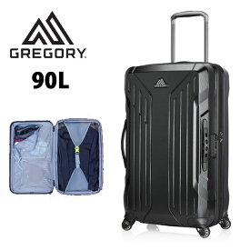 グレゴリー スーツケース GREGORY [ クアドロプロ 30 ] A.BLACK ハードケースローラー キャリーバッグ トラベル [1005]【SPS06】