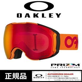 オークリー ゴーグル プリズム OAKLEY [ 7071-41 ] AIRBRAKE XL FAC P.PRO スノーボード スキー スノボ goggle [1025]