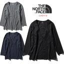 ノースフェイス レディース THE NORTH FACE [ NTW11961 ] T-LOUNGE CARDIGAN テックラウンジカーディガン [0215]
