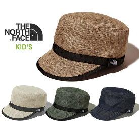 ノースフェイス キッズ キャップ THE NORTH FACE [ NNJ01811 ] KIDS HIKE CAP northface 帽子 [メール便]