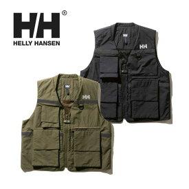 ヘリーハンセン ベスト Helly Hansen [ HH11972 ] Attractor Utility Vest アトラクターユーティリティーベスト ツールベスト [0420]