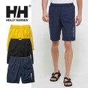 【お買い物マラソン&SPUで最大P24倍】ヘリーハンセン ウォーターショーツ Helly Hansen [ HH72026 ] SOLID WATER SHOR…
