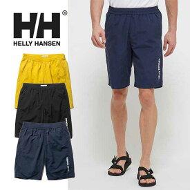 ヘリーハンセン ウォーターショーツ Helly Hansen [ HH72026 ] SOLID WATER SHORTS ショートパンツ 水着 海パン メンズ [メール便] [0420]