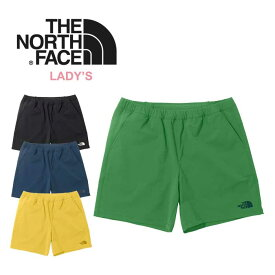 ノースフェイス レディース ショートパンツ THE NORTH FACE [ NBW42092 ] REAXION DRY SHORT リアクションドライショーツ 水陸両用 [メール便] [0520]【SPS12】