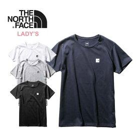 ノースフェイス レディース Tシャツ THE NORTH FACE [ NTW32052 ] S/S SML BOX LG TEE ショートスリーブスモールボックスロゴティー 半袖 [メール便] 【Y】【SPS03】
