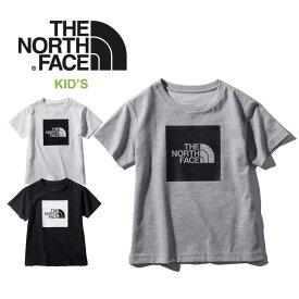 ノースフェイス キッズ Tシャツ THE NORTH FACE [ NTJ32026 ] S/S COLOR BIG LG TEE ショートスリーブカラードビッグロゴティー 子供服 [メール便]【Y】
