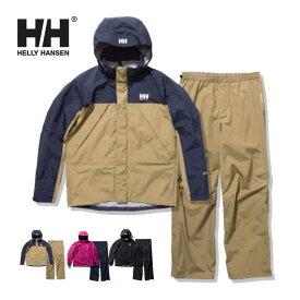 ヘリーハンセン レインウェア 上下セット Helly Hansen [ HOE12000 ] HELLY RAIN SUIT ヘリーレインスーツ 防水ジャケット/パンツ [0805]