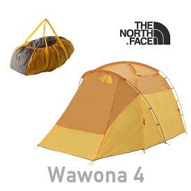 ノースフェイス テント THE NORTH FACE 【4人用テント】 [ NV21703 ] Wawona 4 ワオナ4【Y】