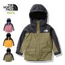 ノースフェイス キッズ スノー ジャケット THE NORTH FACE [ NSJ62002 ] KIDS SNOW TRICLIMATE JKT スノートリクライメイトジャケット アウター スキー