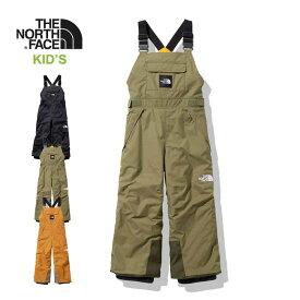 ノースフェイス キッズ ビブパンツ THE NORTH FACE [ NSJ61905 ] INSULATION BIB スノーインサレーションビブ スキー スノーボード ウェア [1105]【SPS03】