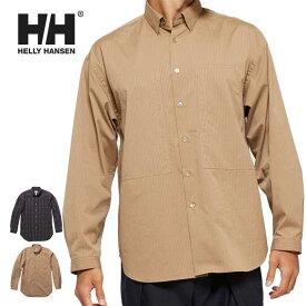ヘリーハンセン 長袖 シャツ Helly Hansen [ HRE42050 ] L/S SP SHIRT セイルポケットシャツ [0805]【SPS03】