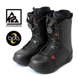 【5%還元店!】K2 スノーボードブーツ RAIDER RENTAL (BLK) スノボ boots メンズ レディース[1101]【SPS09】