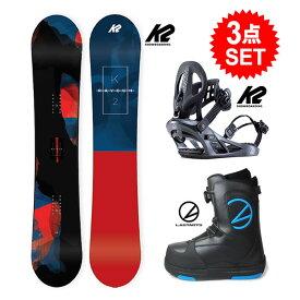 スノーボード 3点セット メンズ ボード K2 18/19 RAYGUN ビンディングK2 19/20 MACH ブーツ LASTARTS ZERO スノボ SET