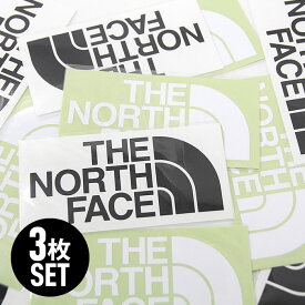 【選べる3枚セット】ノースフェイス カッティングステッカー NN88106 TNF CUTTING STICKER THE NORTH FACE 正規品 [メール便][売れ筋]