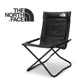 ノースフェイス チェア THE NORTH FACE [ NN31705 ] TNF CAMP CHAIR TNFキャンプチェア イス 折りたたみ ローチェア northface ノースフェース [0205]【SPS06】