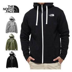 ノースフェイス パーカー THE NORTH FACE [ NT11930 ] Rearview FullZip Hoodie リアビューフルジップフーディ [200828]