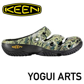 60c5ffcfdf2d キーン ヨギ [ メンズ ] YOGUI ARTS KEEN[CAMO GREEN][1002034]サンダル
