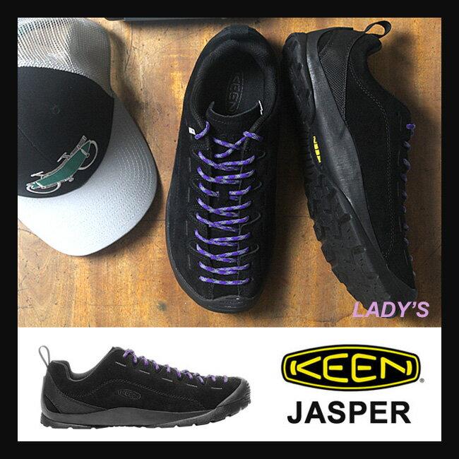 レディース キーン ジャスパー JASPER(Black/Black)(1017362) シューズ スニーカー KEEN Women's 3tz 3tz2