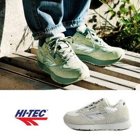 【5%還元店!】ハイテック スニーカー Hi-Tec Sportswear [ SLV SHADOW ] Silver Shadow トレーニングシューズ 靴 [1001]