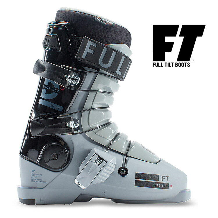 【エントリーでP最大47倍!!】FT フルチルト スキーブーツ ドロップキック [ DROP KICK ] FULL TILT BOOTS フルティルト [1010]
