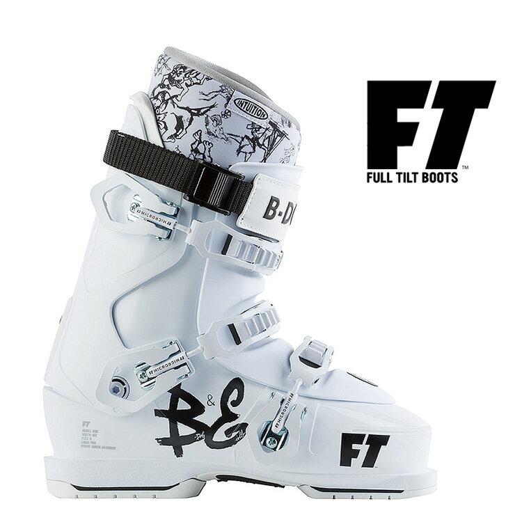 【P最大41倍&クーポン多数!】FT BOOTS フルチルト スキーブーツ [ B&E PRO LTD ] FULL TILT BOOTS フルティルト [1010]